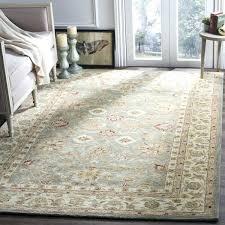 elegant wool rugs handmade antiquity grey blue beige wool rug wool rugs 8x10