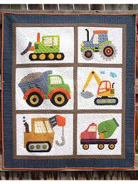 Easy Baby Quilt Patterns - Easy Kids Quilt Patterns - Page 1 & I Love Dirt Quilt Pattern Adamdwight.com