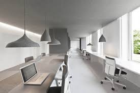 white office design. Stunning Modern Architecture Interior Office Contemporary . White Design