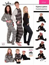plus size footed pajamas learn 3244 how to sew the collar sewing patterns