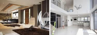 Illuminazione Ingresso Villa : Le più belle ville moderne di design foto pourfemme