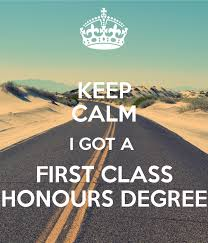 First Class Honours Keep Calm I Got A First Class Honours Degree Poster Chloe Keep