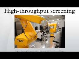 High Throughput Screening Youtube