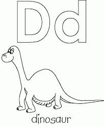 Small Picture D Coloring Pages For Kindergarten