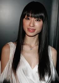 Straight asian hair styles