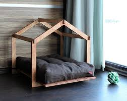 dog house skeleton lounge modern dog