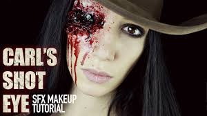 the walking dead sfx makeup tutorial makeupview co