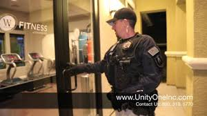 best las vegas private security patrol service in action unity one inc