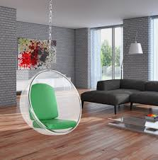 ... Extraordinary Home Furniture Design Ideas Using Clear Hanging Egg Chair  : Fancy Home Furniture Designs Using ...
