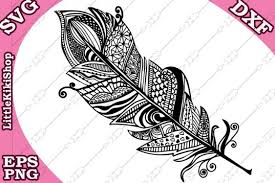 Get started today for 25% off our plans Free Svg Zentangle Feather Svg Mandala Feather Svg Zentangle Tribal Svg Free Svg Files Heart Shape Download