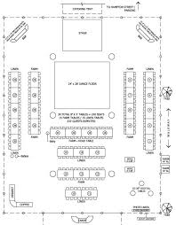 plan wedding reception floor plan for tent barn wedding reception my wedding weddi