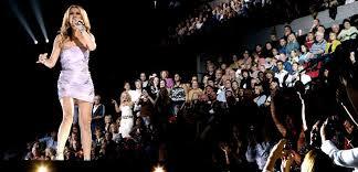 Fargodome Seating Chart Celine Dion Pollstar Celine Dion At Fargodome Fargo Nd On 10 30 2019