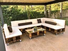 diy wood pallet furniture. Wood Pallet Furniture Patio Modern Sofa And Table Diy Garden .