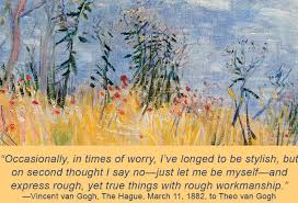 Vincent Van Gogh Quotes Awesome 48 Quotes From Vincent Van Gogh Denver Art Museum