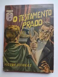 Livro Coleção Vampiro Nº 46 O Testamento Prado Victor Brioge R 29