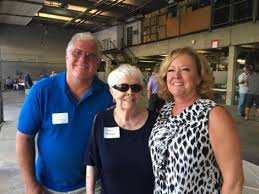 """Polly Lawrence on Twitter: """"RJ, my mom and I enjoyed the IREA fish fry last  night.… """""""