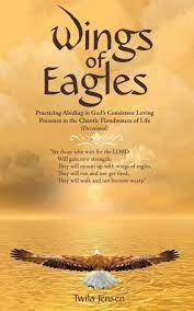 Wings of Eagles: Practicing Abiding in God's Consistent Loving Presence in  the Chaotic Floodwaters of Life (Devotional): Jensen, Twila: 9781973619840:  Amazon.com: Books
