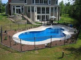 inground pools shapes. Inground Pools   Pool Shapes Styles - Northeastern And Spa Rochester NY