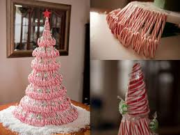 Christmas Decorations With Candy Canes 100 Candy Cane Inspired Christmas Decorations 11