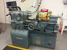 drill press metal lathe. 1956 monarch 10ee manual lathe s/n 40964, aloris axa quick change toolpost + drill press metal