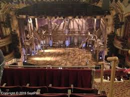 Richard Rodgers Theatre Rear Mezzanine View From Seat Best
