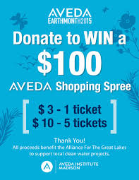 raffle sign aveda institute madison aveda institute madison madison raffle sign