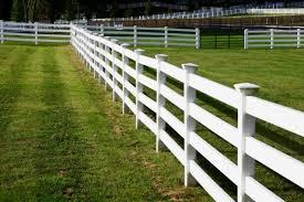 wooden farm fence. Credit: Thinkstock Wooden Farm Fence V