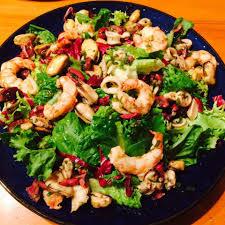 Seafood salad recipe - All recipes UK