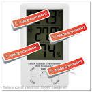 Produit humidity meter