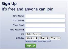 facebook open new account registration.  Open Steps To Open Facebook Account Go Wwwfacebookcom In Your Favorite Web  Browser  And New Account Registration R