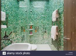 Badezimmer Grün