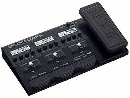Купить <b>Гитарный процессор ZOOM</b> G3Xn с бесплатной ...