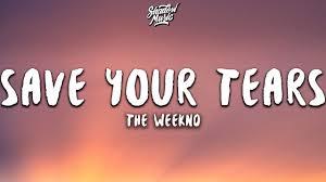 แปลเพลง The Weeknd – Save Your Tears