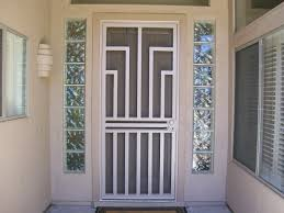 home depot front screen doorsExterior Beige Storm Doors Home Depot With Beige Paint Wall For