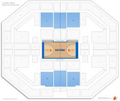 Phillips Center Gainesville Seating Chart Exactech Arena Oconnell Center Florida Seating Guide