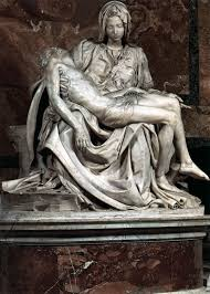 the pietà is a masterpiece of renaissance sculpture by michelangelo housed in st peter s basilica in vatican city this famous work of art depicts the