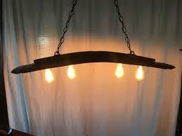 wine lighting. Wine Barrel Lighting - Bar Stave C