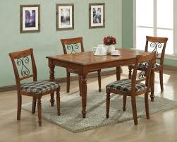 Oak Chairs For Kitchen Table Oak Dining Chairs With Padded Seats Chairs Model