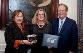 HWS: Career Services Award - Aileen Gleason '85