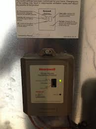 honeywell home ventilation system no c wire for thermostat home enter image description here