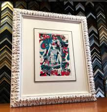 modern art framing. Custom Framing For Modern Art Such As Picasso And James Jean