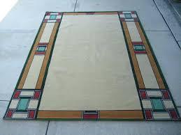 mission style area rugs brilliant craftsman com regarding design runner cakethat throughout 6