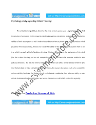 Critical Thinking Research Paper Topics   YouTube SP ZOZ   ukowo how to write a critical thinking paper baseball essay critical thinking  scoring featuring help writing narrative