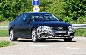 audi a4 2016 spy shots. Wonderful Audi With Audi A4 2016 Spy Shots