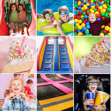 birthday party places 25 that your