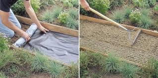how to make flagstone garden path step