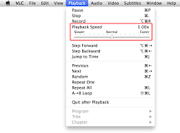 How To See The Current Playback Speed In Vlc Ask Different