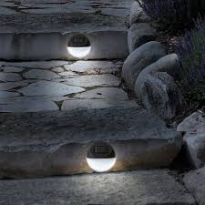 <b>Solar Lights</b> – Outdoor <b>Rechargeable</b> Battery <b>Powered</b> LED Exterior ...
