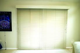Patio Sliding Door With Blinds Blinds For Sliding Patio Doors