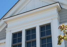 exterior trim exterior window